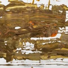bez tytułu, 29,7 cm x 42 cm, papier, akryl, pouring, 2017
