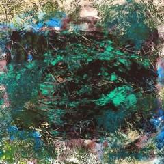 bez tytułu, 29,7 cm x 42 cm, papier, akryl, 2019